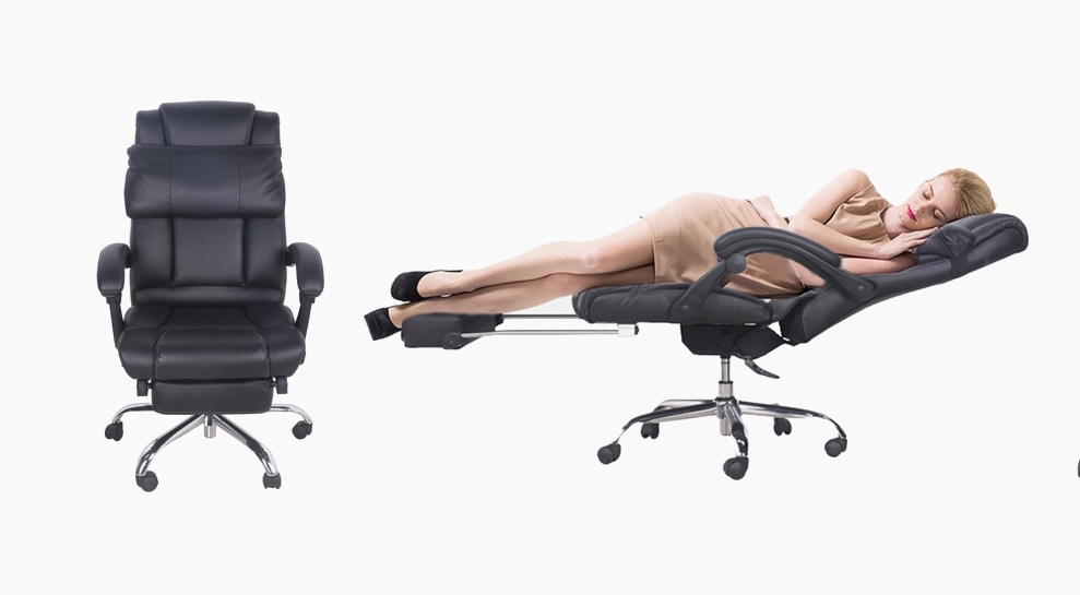 fully-extendable-with-footrest-leather-office-chair