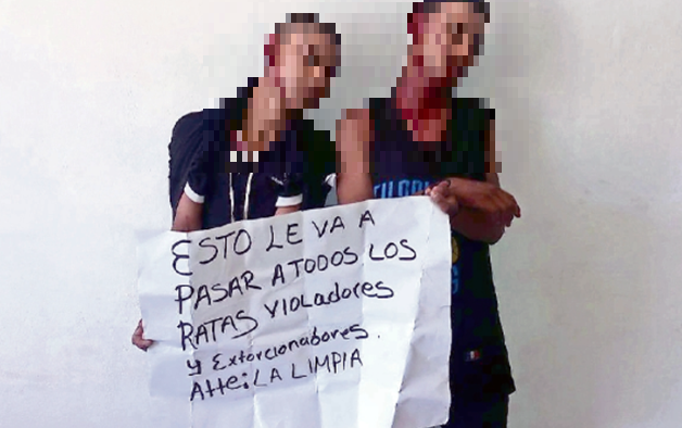 """LAS """"LIMPIAS SUCIAS del CJNG"""" NUEVA SECRETARIA de SEGURIDAD PUBLICA."""