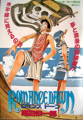 One Piece episódio Romance Dawn, será adaptado em especial .