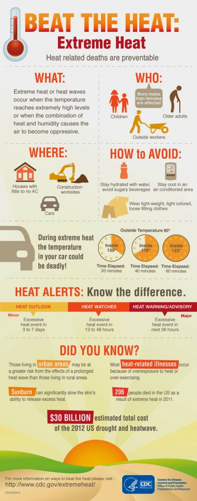 CDC Infographic