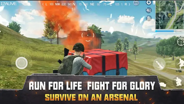 Survival Squad Best Game Apk+Data (Similar to Pubg Mobile game) Download For Android in 2019