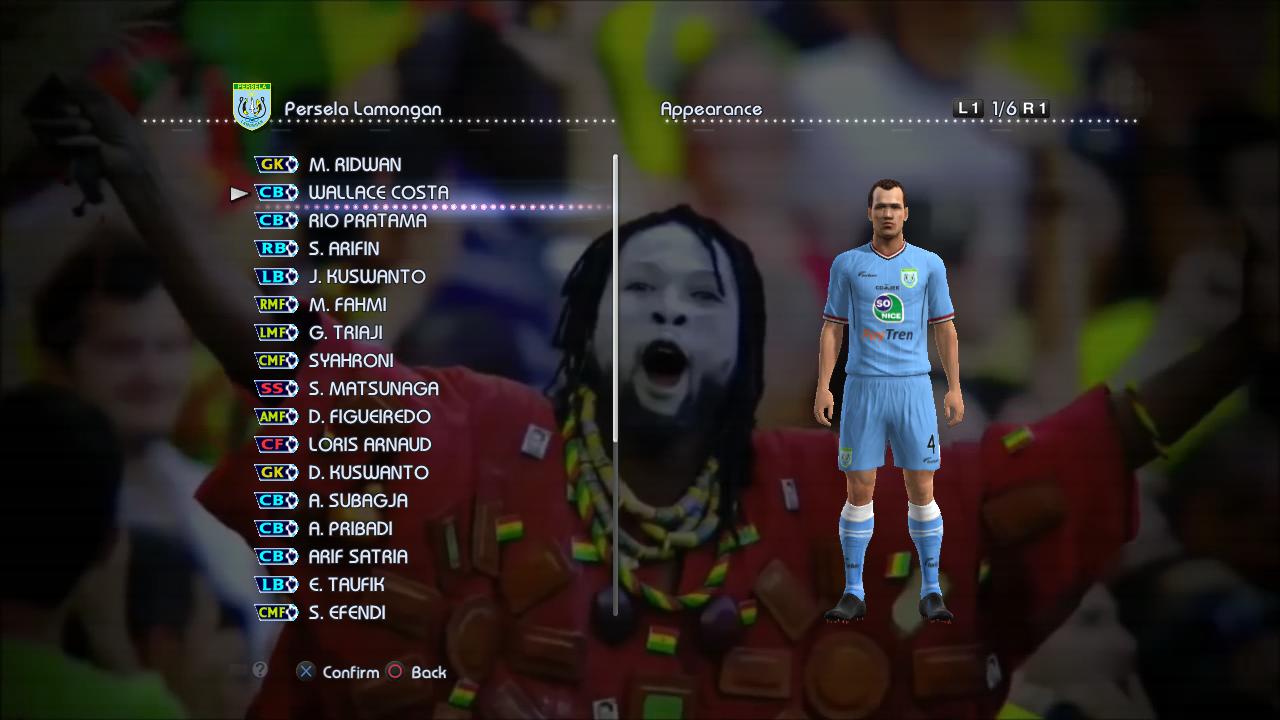 ** مرحبا بكم و رمضان كريم ** موضوعنا اليوم عن PES 2013 Winter 18 + World Cup Edition للاجهزة الأصلية.