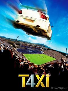 Xem Phim Quái Xế Taxi 4 - Taxi 4 (2007)