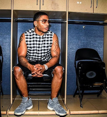 Nelly Going In For Rape Charge-A Woman Stand To Claim She Raped On His Tour
