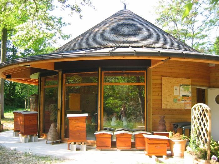 Maison des Abeilles - Parc de la Poudrerie