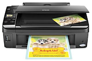 Epson Stylus NX115 Printer Driver Download