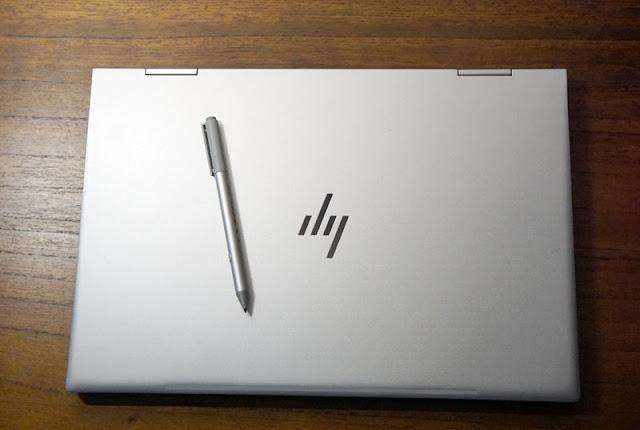 Meerkatsu Art Hp Envy X360 Convertible Laptop And Hp Tilt Pen Stylus