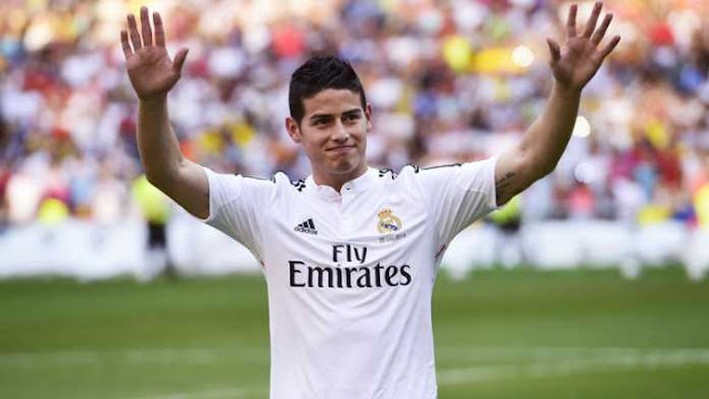 Chelsea Terdepan Dapatkan James Rodriguez