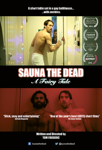Watch Sauna the Dead: A Fairy Tale (2016) short film online for free