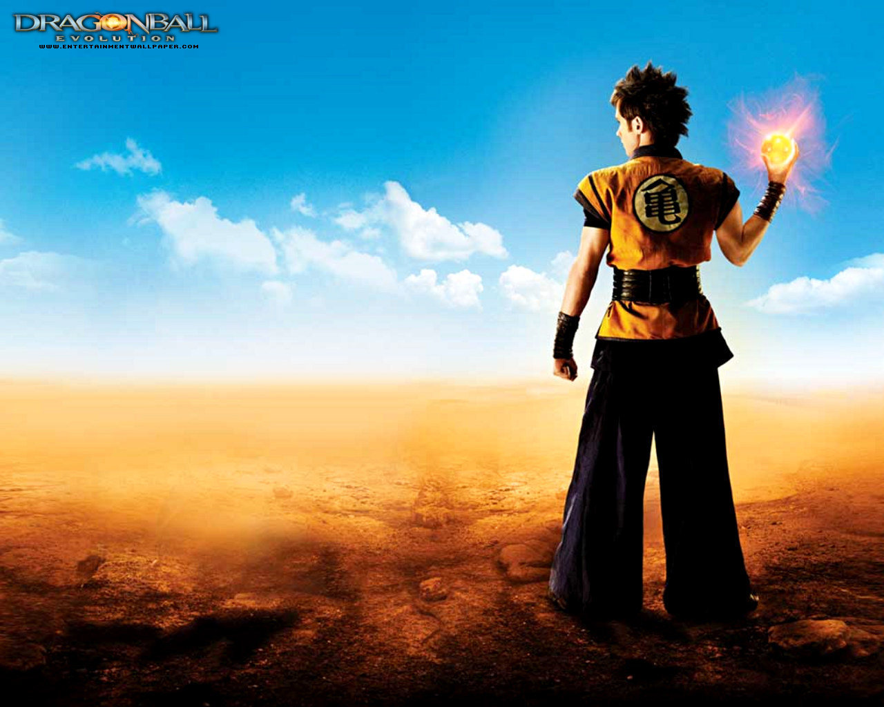 Dragonball Evolution Goku The Anime Andro...
