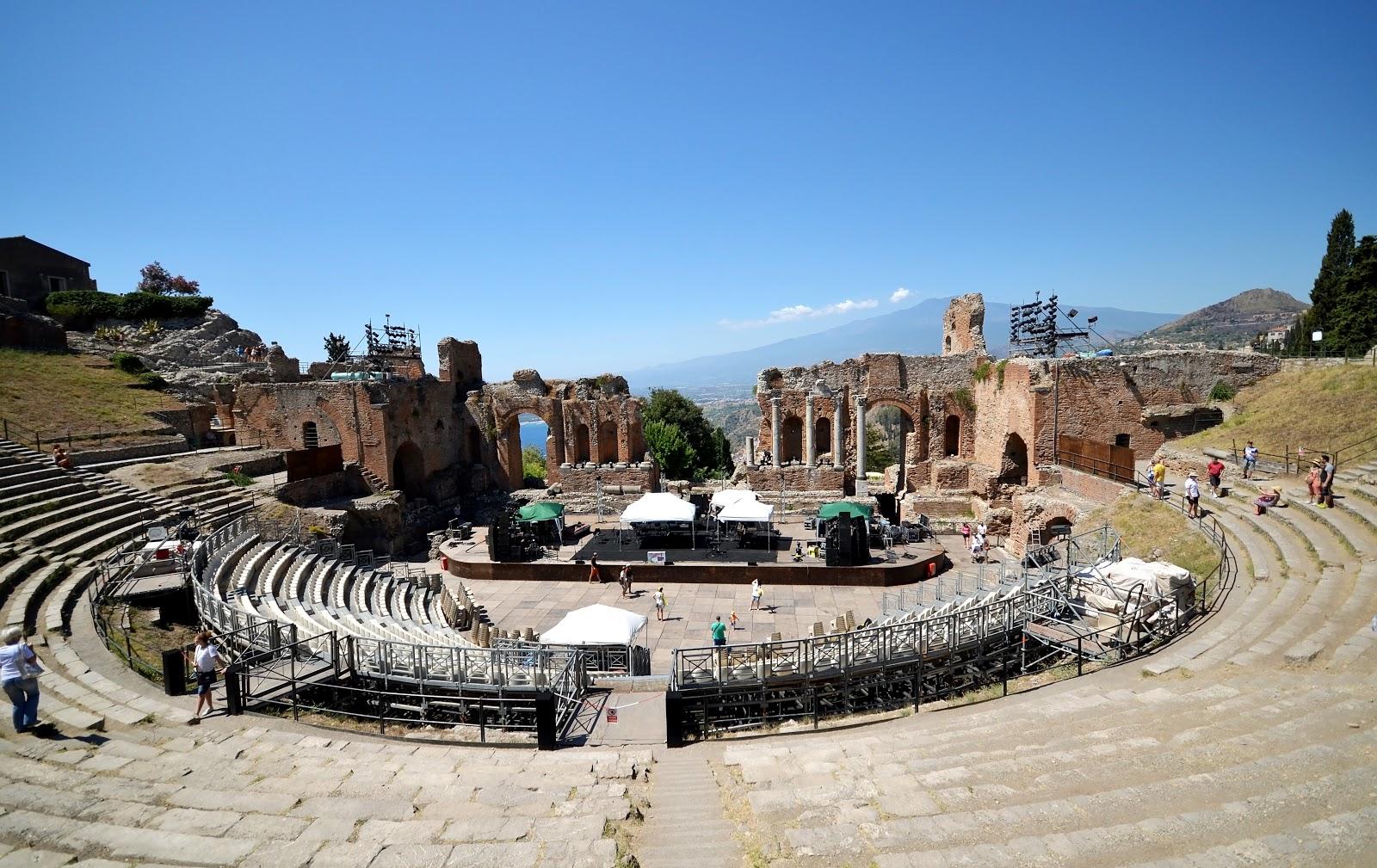 teatr w taorminie | cena bilet