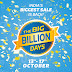 Flipkart's Big Billion Days are BACK !