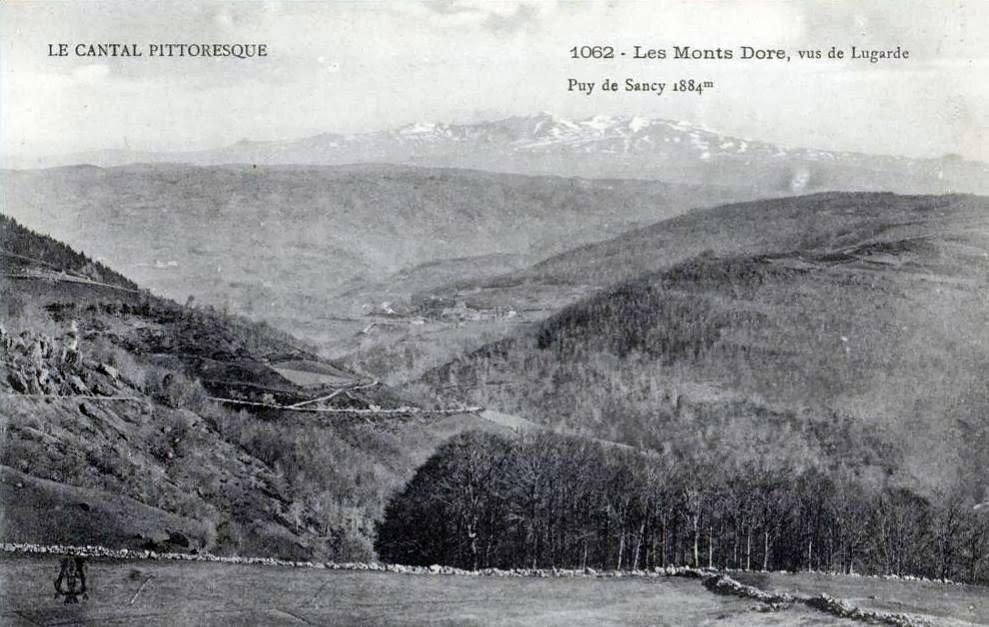 CPA les monts du Cantal