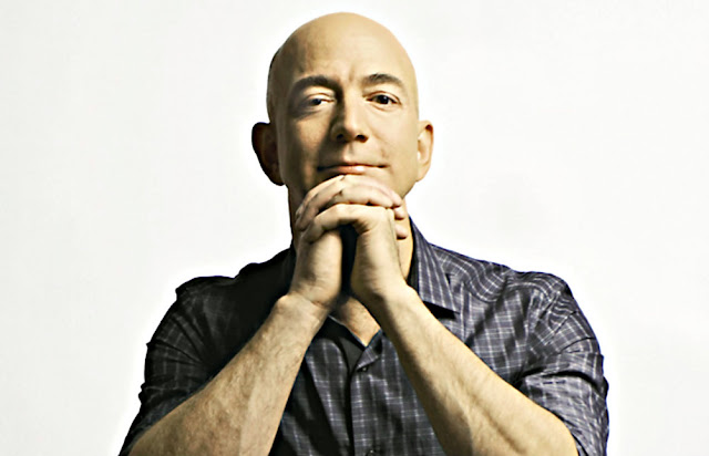 Jeff Bezos – chief and entrepreneur