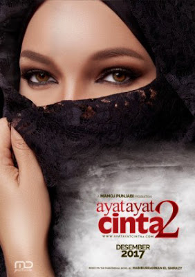 Streaming Film Ayat Ayat Cinta 2 (2017) Full Movie