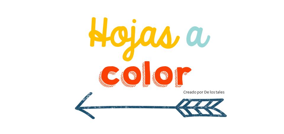 Aprendo los colores - De los tales
