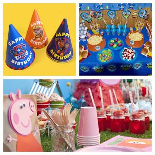 ideas para fiestas temáticas