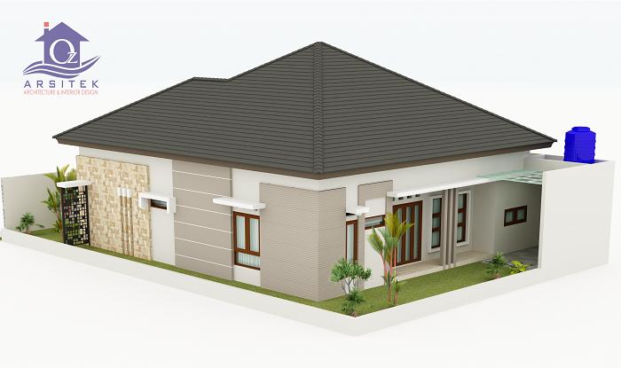 Desain Eksterior Rumah Impian