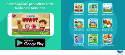 Bimbel, Game Pembelajaran Untuk Anak-anak, Belajar Lebih Seru Dan Menyenangkan
