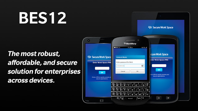 Essar Group upgrades to BlackBerry's multi-OS EMM solution, BES12 for secure cross-platform device management