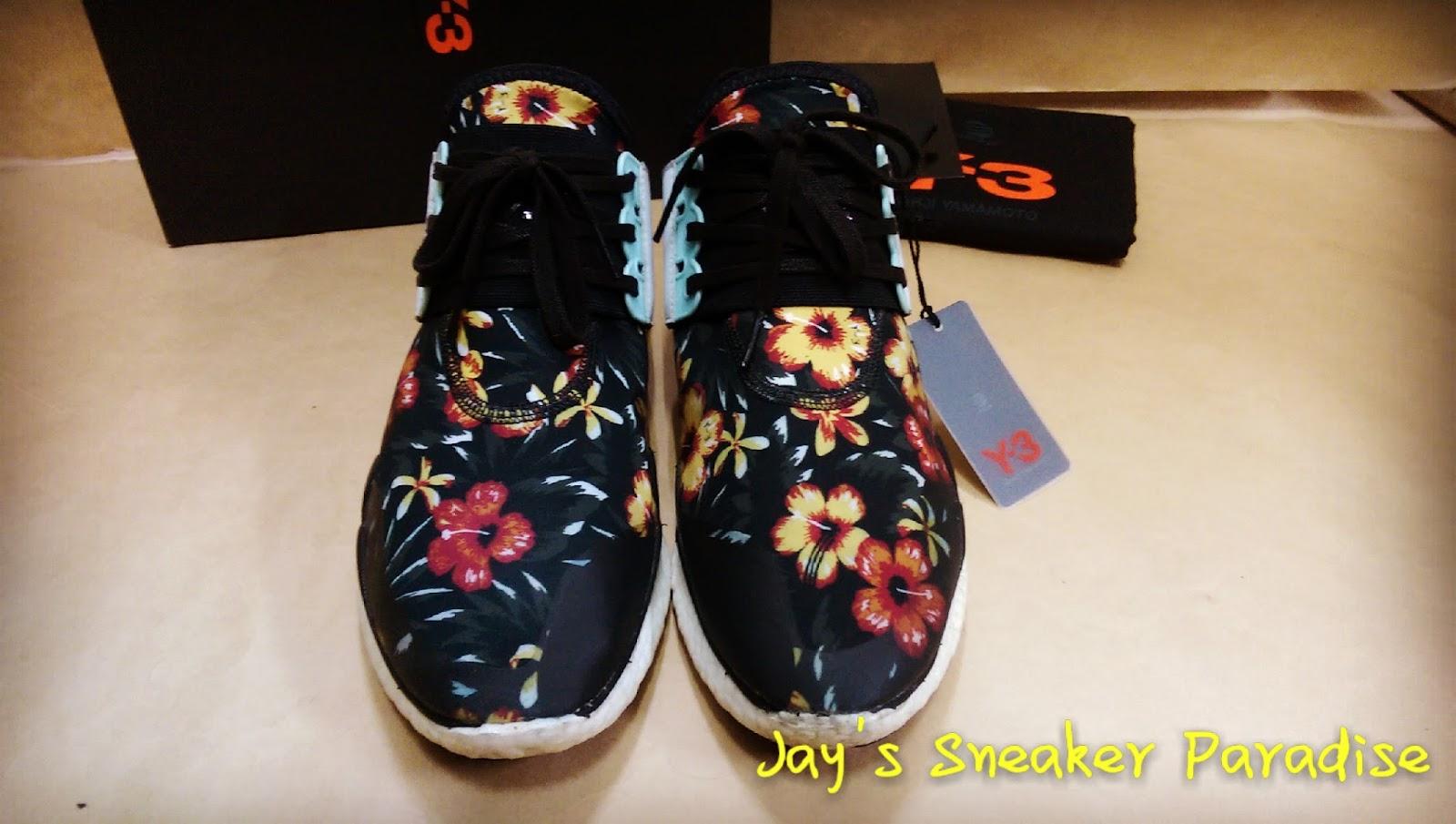 3cf7dc9f67d60 改成採用大量的花卉當作鞋面,隨機花紋使雙雙皆不同款. 就算路上撞鞋也不怕!太神啦~