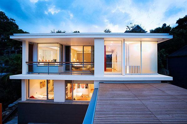Bedroom Design Blog: House Design Modern Australian