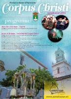 Fiesta del Corpus Christi 2016 - Aznalcázar