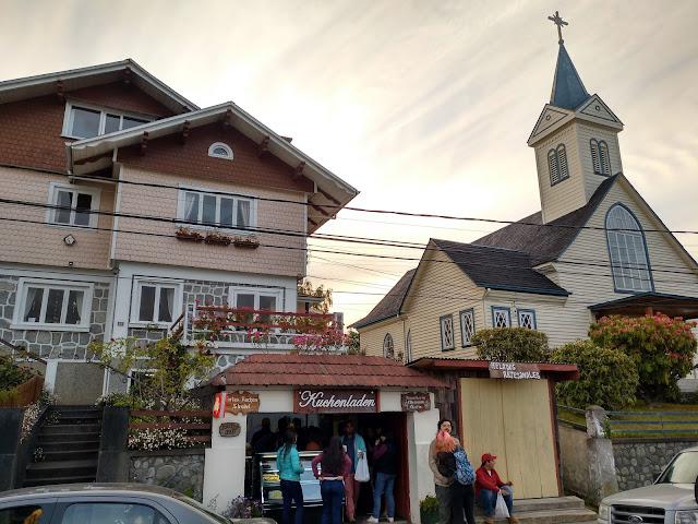 Arquitectura de Frutillar, Chile