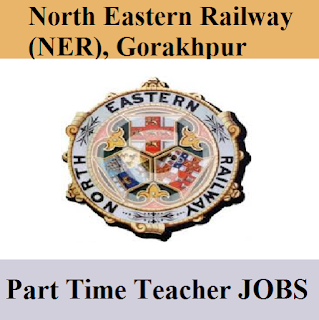North Eastern Railway, NER, freejobalert, Sarkari Naukri, NER Answer Key, Answer Key, ner logo