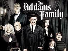 Tv Banter With Joanne Madden The Great Addams Family Quiz