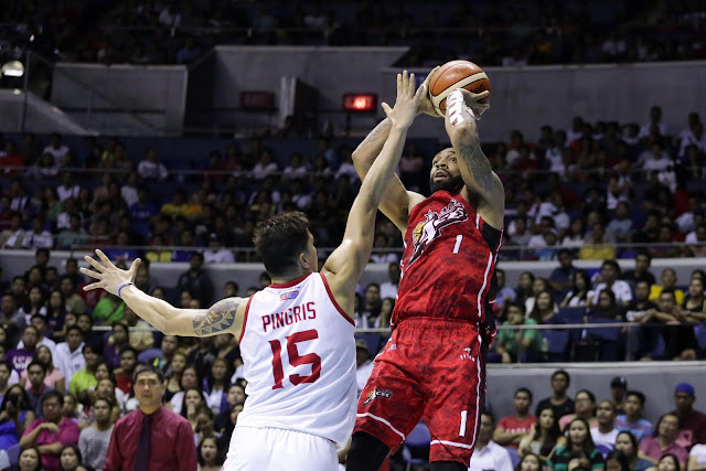 Alaska dethroned the 2014 Governor's Cup Champs Purefoods