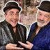 El humorista Carlos Sánchez y el mago Pablo Madini juntos