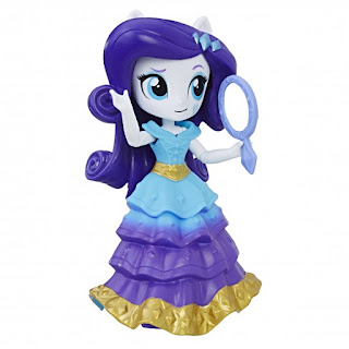 Equestria Girls Mini Switch n' Mix Fashion Pack Rarity