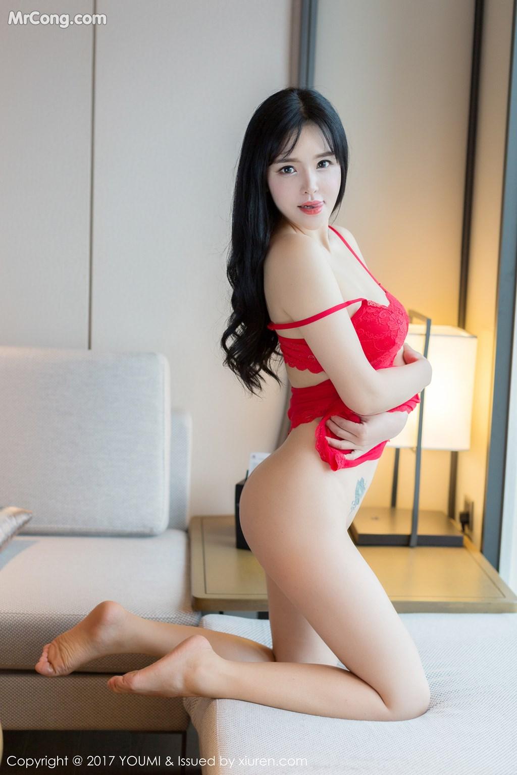 Image YouMi-Vol.064-Liu-Yu-Er-MrCong.com-014 in post YouMi Vol.064: Người mẫu Liu Yu Er (刘钰儿) (46 ảnh)