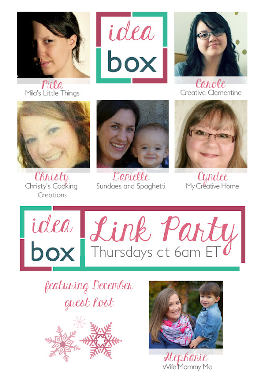 Idea Box Link Party #39