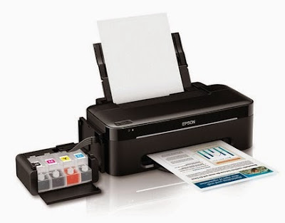Epson L200 Printer Drivers Download