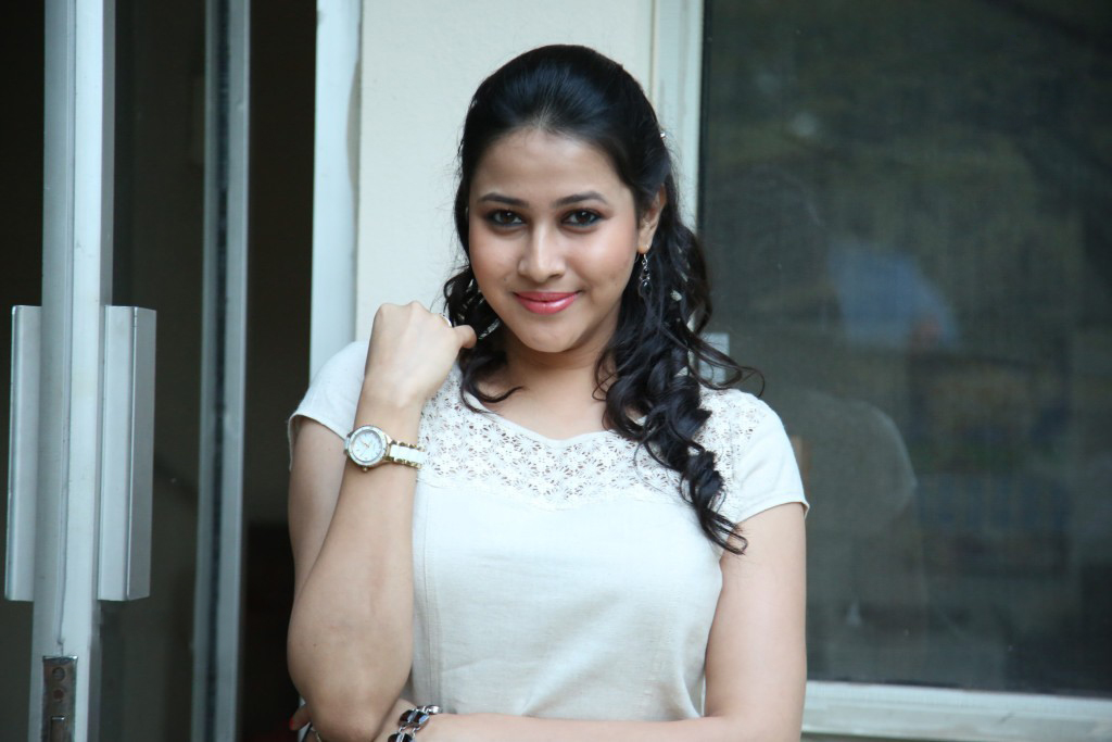 Shy actress panchi bora photos at movie trailer launch