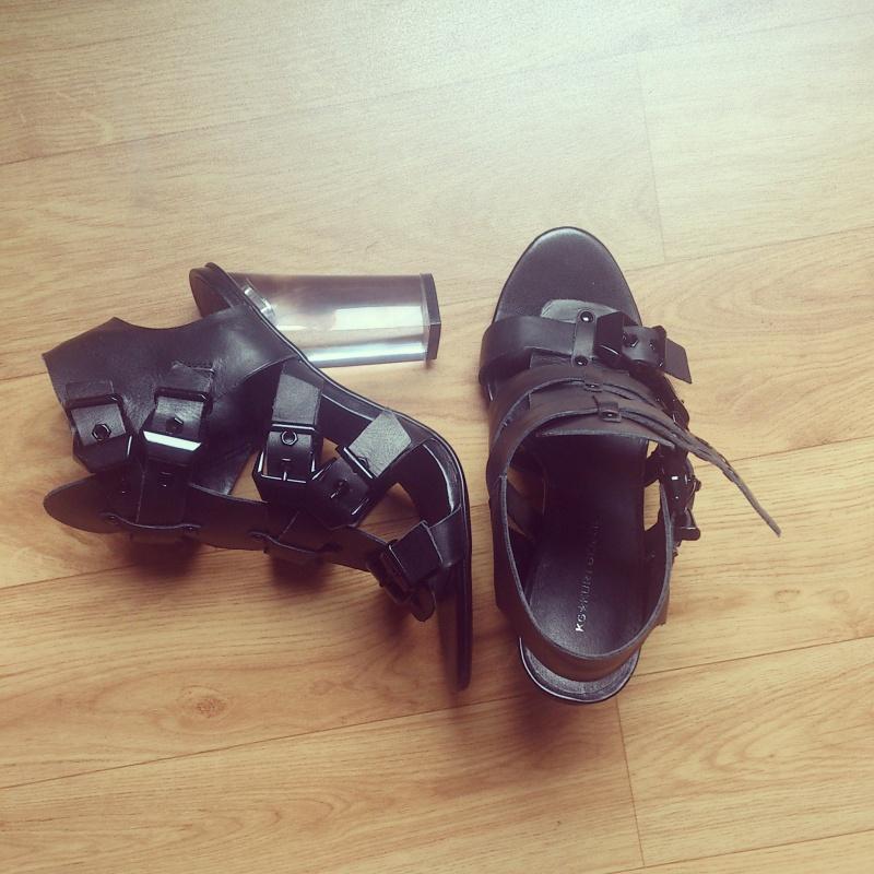 chaussures Kurt Geiger achetées sur Spartoo