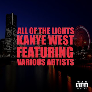 kanye west and rihanna all of the lights lyrics