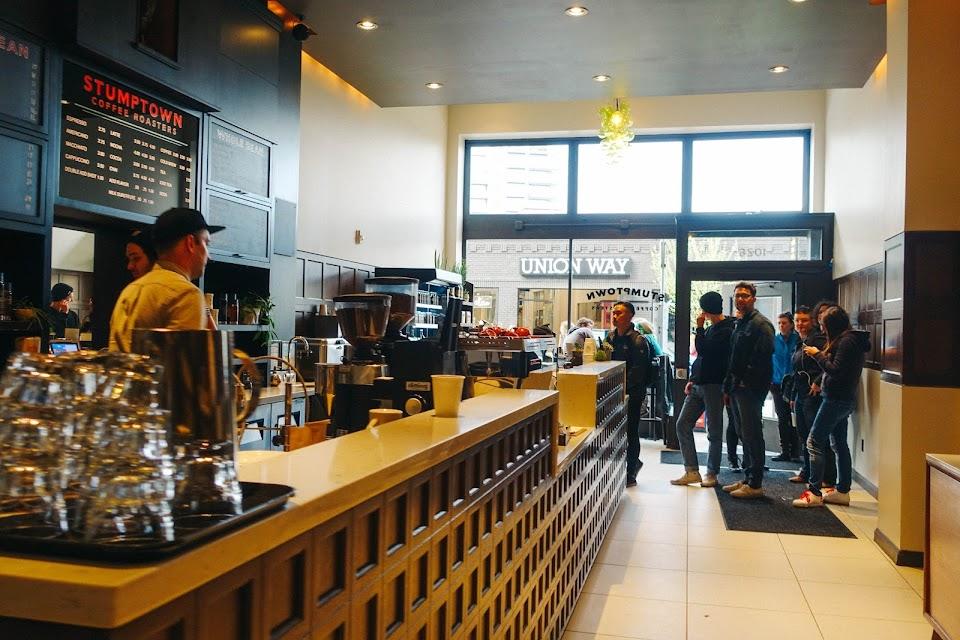 スタンプタウン・コーヒー・ロースターズ(Stumptown Coffee Roasters)