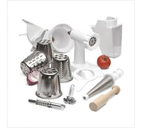 kitchen aide accessories kitchenaid mixer attachments fppa mixer attachment pack 2170