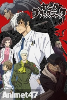Young Black Jack - Anime Young Black Jack 2015 Poster