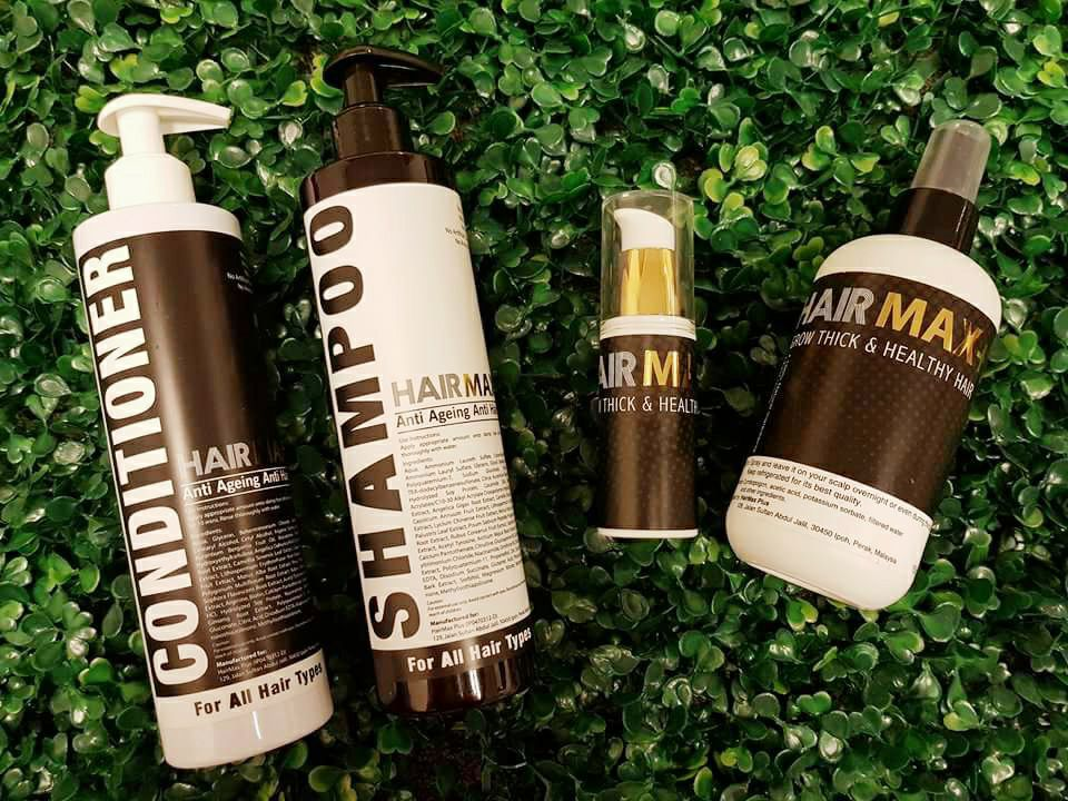 [Product Review] HairMax+ Revolutionary Hair Growth, Save Your Hair From Falling.