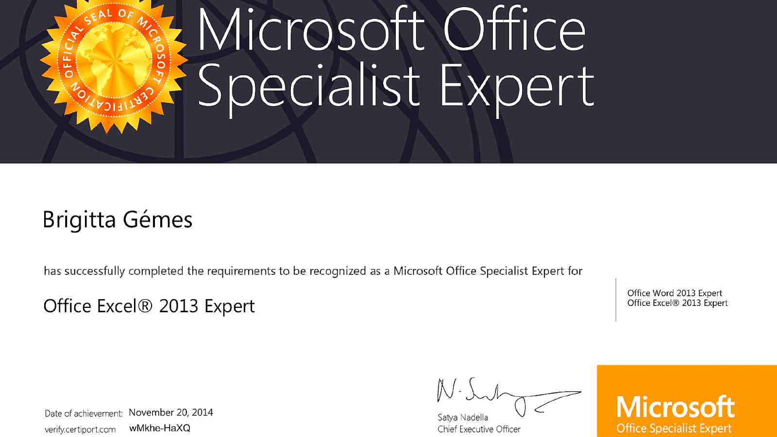 Microsoft Excel Learning Center