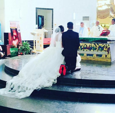 ebuka obi uchendu wedding