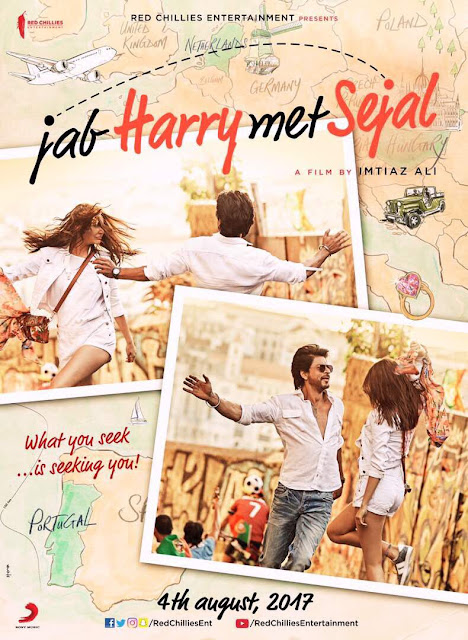 Jab Harry Met Sejal New Posters is already here
