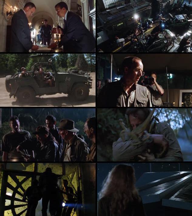 The Lost World Jurassic Park 1997 Dual Audio Hindi 720p BluRay 999mb