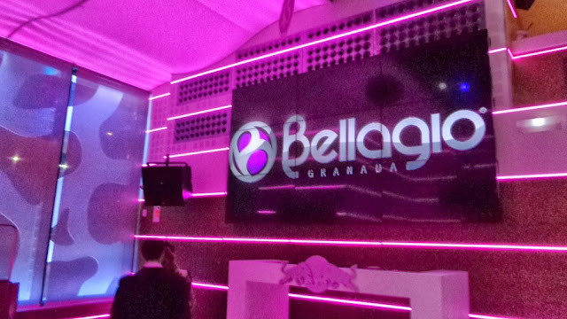 Wedding Night en Sala Bellagio. GranadaMagica.com
