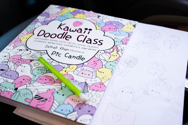 drawing class book