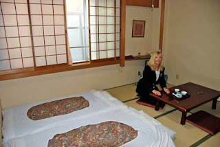 Pat Traditional Ryokan Nara Japan
